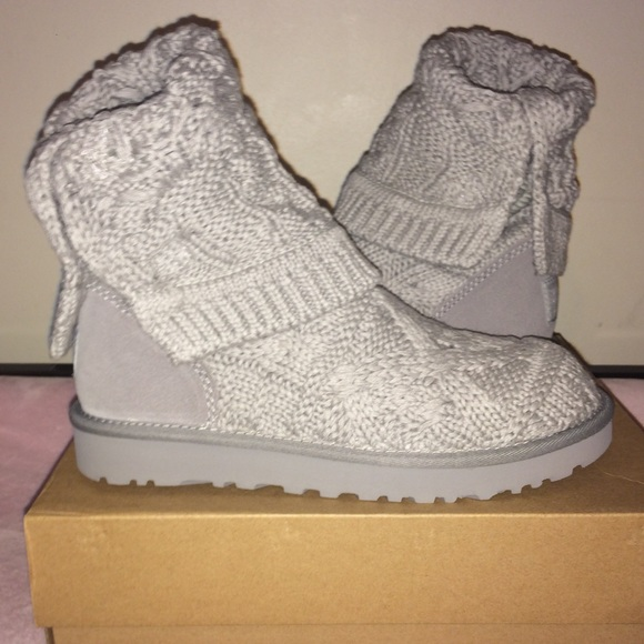 Ugg Shoes Kalla Crochet Boots Poshmark